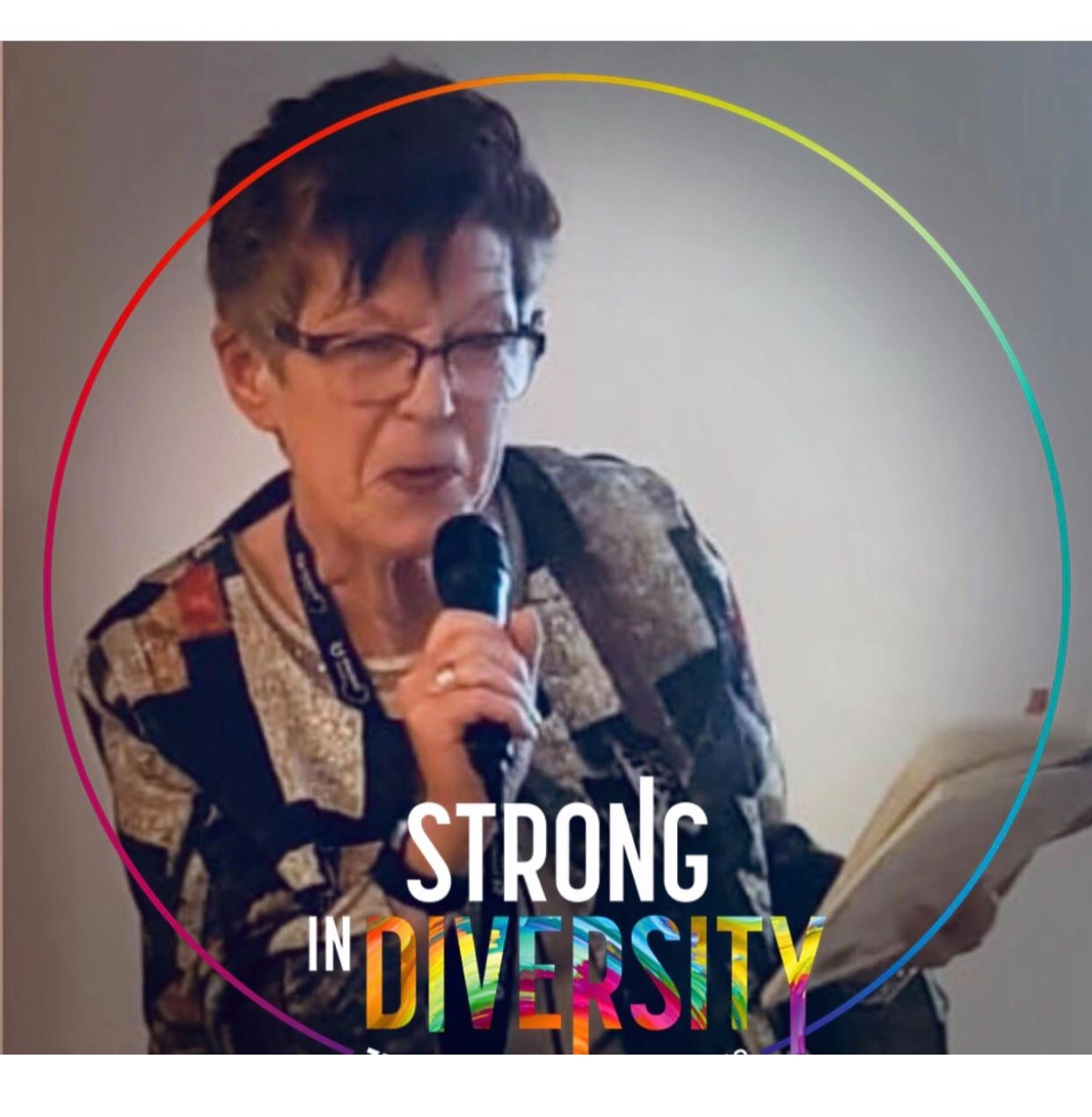 Helga Rohra – Strong in Diversity