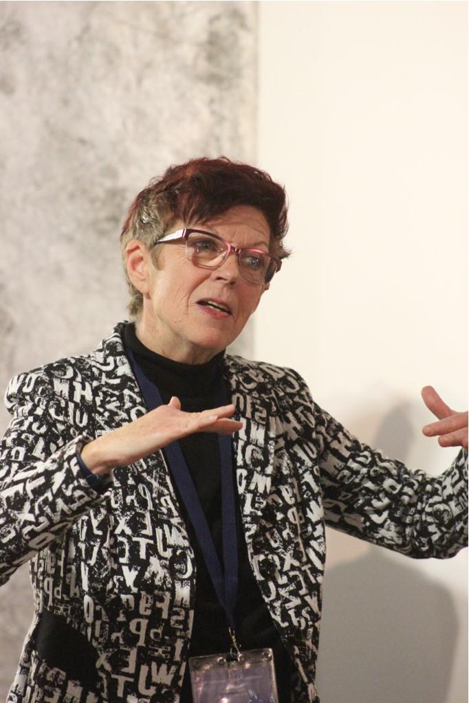 Helga Rohra - Demenzaktivistin